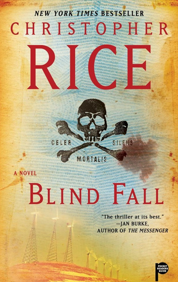 Blind Fall Christopher Rice