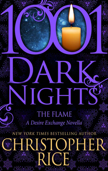 The Flame: (1001 Dark Nights) A Desire Exchange Novella