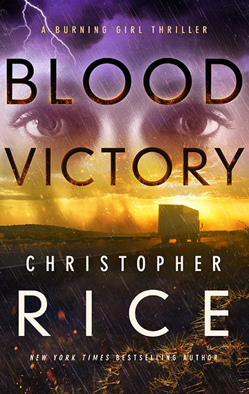 Blood Victory Cover
